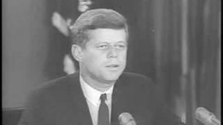 John F. Kennedy Missile Crisis