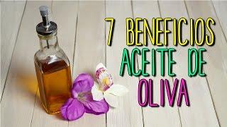 Beneficios del uso de Aceite de Oliva