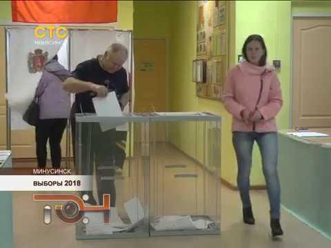 Выборы губернатора Красноярского края-1