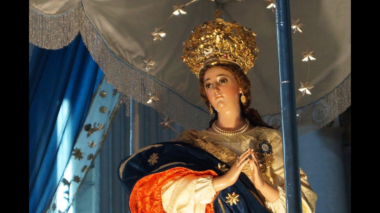 Himno a la virgen de los reyes templo de san francisco for Mudanzas virgen de los reyes
