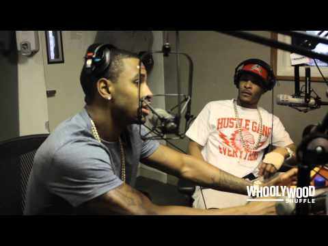 TREY SONGZ vs DJ WHOO KID and T.I. on the WHOOLYWOOD SHUFFLE
