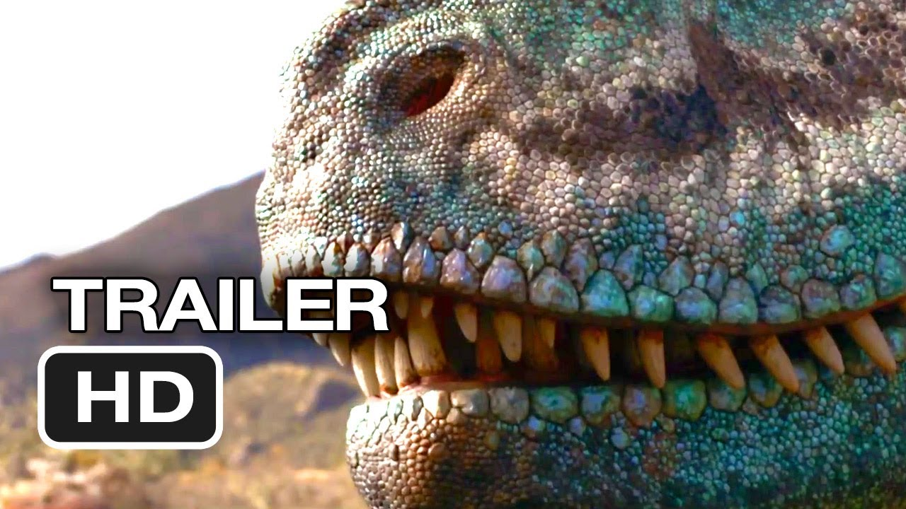 Walking with Dinosaurs 3D Movie
