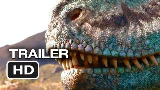 Walking With Dinosaurs 3D Official Trailer #1 (2013) CGI