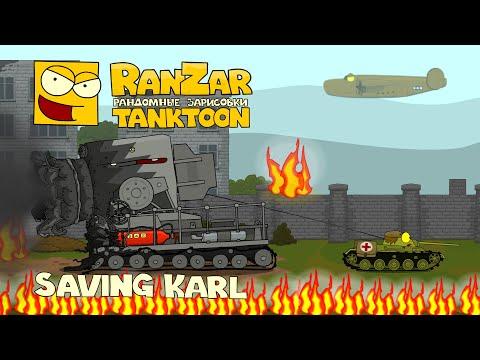 Tanktoon - Záchrana Karla