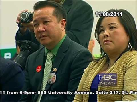 Bee Kevin Xiong -Falls Short on Election Night- Tsis Yeej Kev Xaiv Tsa Zaum No. HBC TV News
