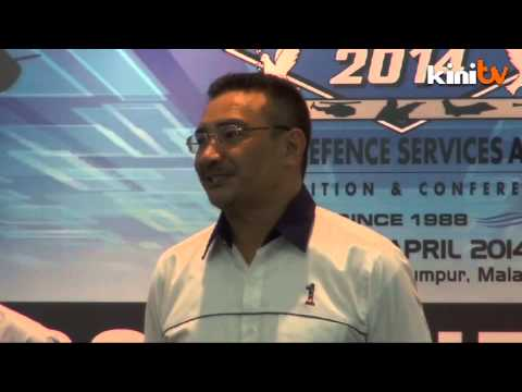 Hisham denies Utusan's CIA link to MH370