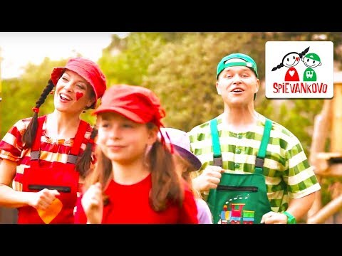 Spievankovo - Štyri kroky dopredu