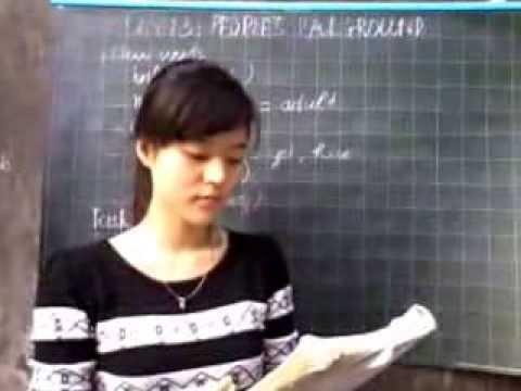 hướng dẫn học sinh làm bài tập tiếng anh