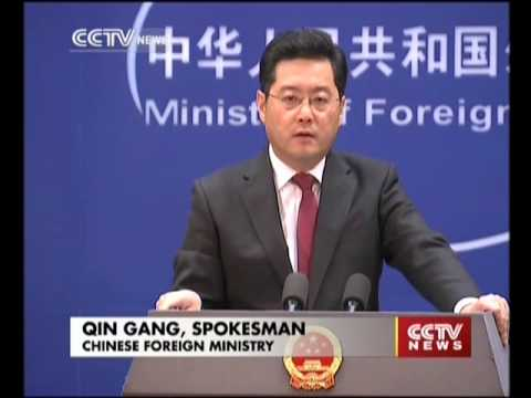 China says air defense identification zone not targeted at any country