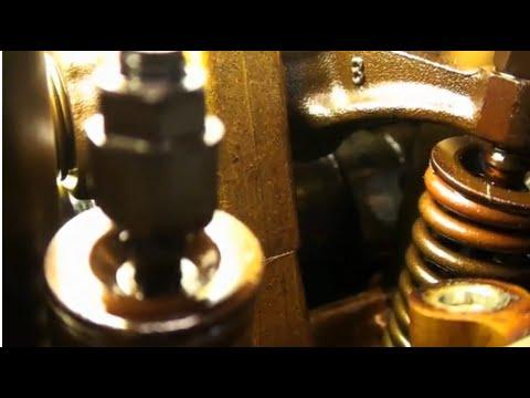 Chevy 350 Valve Adjustment Motor Running