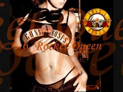 guns n roses top 10