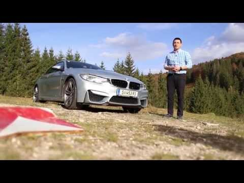 BMW M4 Coupe drive test and review (www.buhnici.ro)