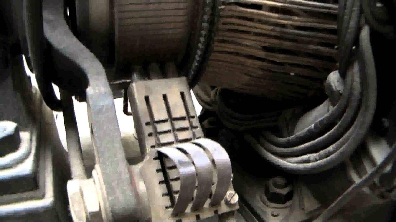 slip rings and brushes generators youtube  slip rings and brushes generators youtube