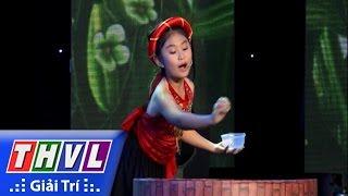 THVL | Siêu nhí tranh tài - Tập 1: Bé Như Ý | Hài kịch: Tấm Cám
