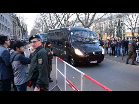 習近平 - Xi Jinping - Chinesischer Staatsbesuch in Deutschland 2014