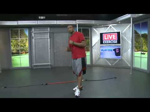 Exercise for Kids age 9+ with LiveExercise Playtime!