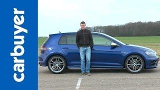 Volkswagen Golf R 2014 Review Carbuyer