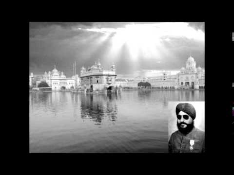 Bhai Gopal Singh - Asa Di Vaar on 17th September 1968