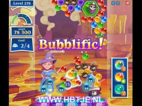 Bubble Witch Saga 2 level 279