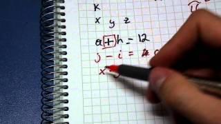 ¿Qué es el Álgebra?