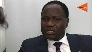 Interview du ministre de l'Agriculture de Côte d'Ivoire Mamadou Sangafowa Coulibaly par CommodAfrica