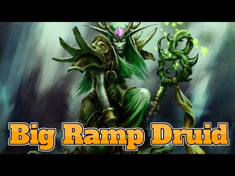 Big Ramp Druid The Boomsday Project | Hearthstone Guide How To Play