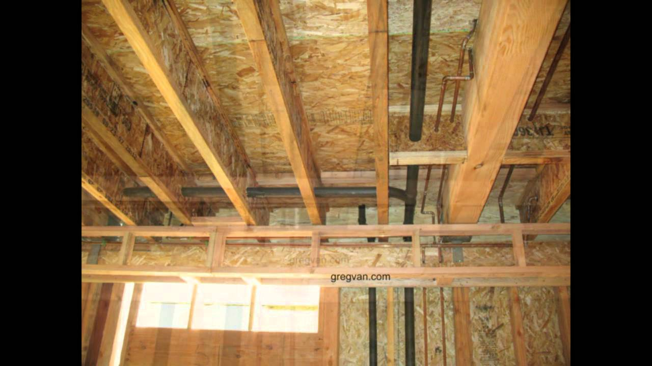 Watch This Before You Build A Home With Plumbing In The