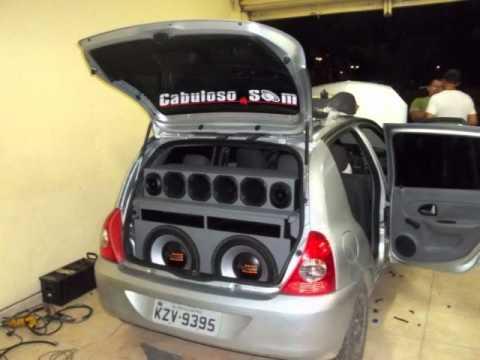 SOM  AUTOMOTIVO CABULOSO SOM  E BAFA  SOUND