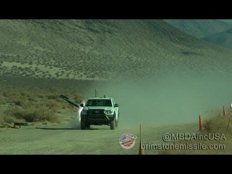 Thumbnail of video Impacto de un misil teledirigido, en cámara lenta