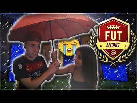 FUT LLOROS CON MI NOVIA Y EL BICHOO!!   FUT CHAMPIONS FIFA 18