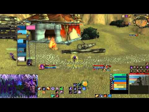 Exp off WSG 11th April - Ayrrah Arcane Mage Pov