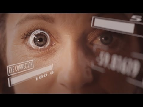 A computer with eyes - see the future of computing with eye tracking