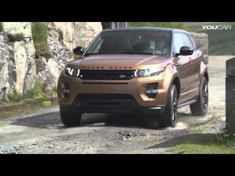 NEW 2014 Range Rover Evoque