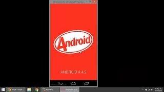 Tutorial Instalar Android 4.4.2 KitKat En PC [Incluye