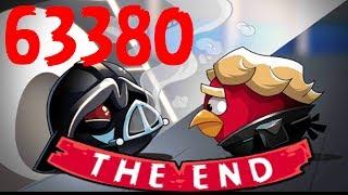 Darth Vader & Emperor BOSS BATTLE Angry Birds Star Wars 6