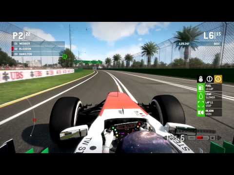 F1 2013 | Career | Force India | 1. Round: Australia, Melbourne | 25% Full Race