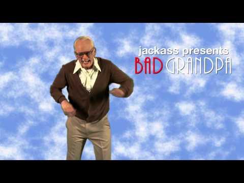 news: Jackass Presents Bad Grandpa: Xbox Video shoutout