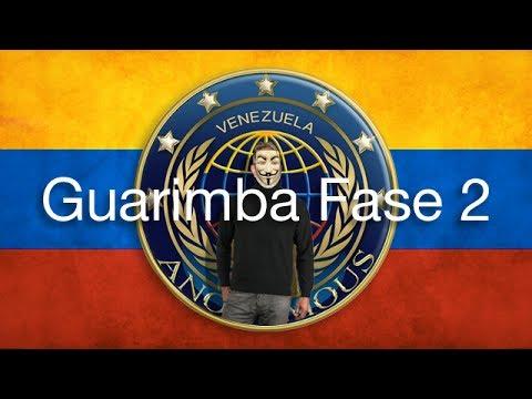 Mensaje de Anonymous para Venezuela / La Guarimba Fase 2