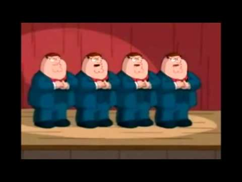 Four Peters Singing Parodies