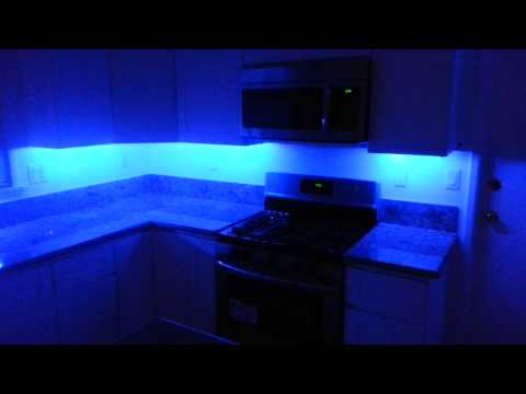 Costco Sylvania MOSAIC LED under cabinet lights kitchen remodel