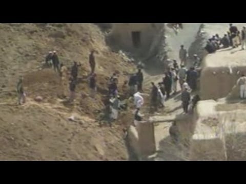 Afghanistan landslide: Hundreds feared dead, thousands trapped under mud