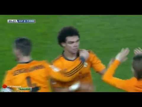 Espanyol vs Real Madrid 0-1 Highlights 12-01-2014 HD