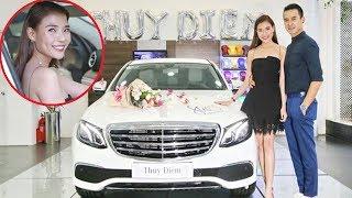 Thúy Diễm được ông xã Lương Thế Thành tặng xe sang tiền tỷ gây choáng - TIN TỨC 24H TV