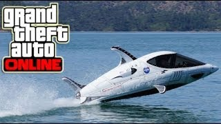 GTA 5 Online Super Speed Dolphin Boat, Real Life Jobs, My