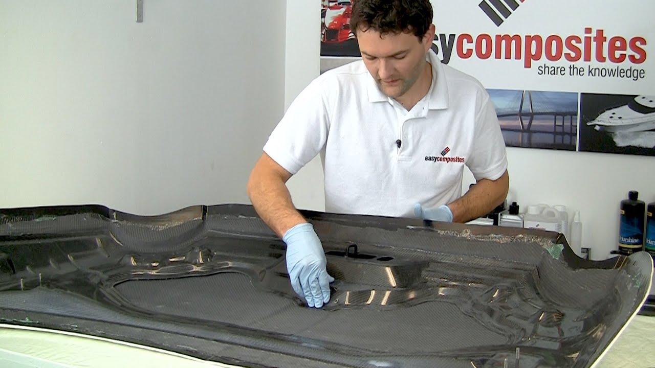 How To Make A Carbon Fiber Car Bonnet Hood Part 3 3