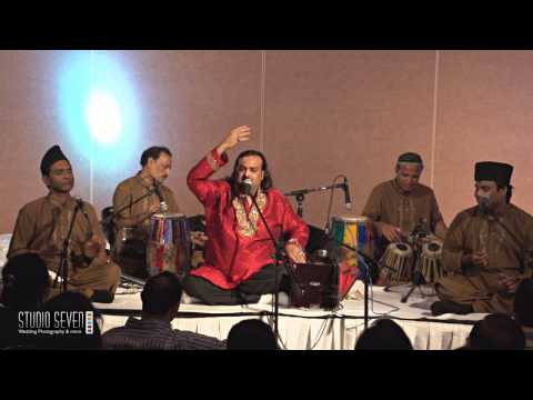 Amjad Sabri Qawal in Chicago Nov 23, 2013 Part 4