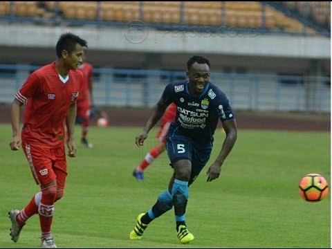 VIDEO: Michael Essien scores on debut for Indonesian side Persib Bandung