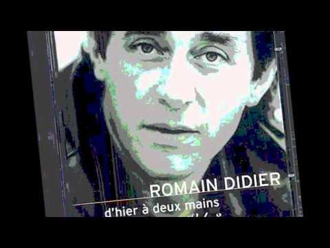 Romain Didier - Pleure Pas