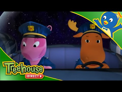 Backyardigans - Cops & Robots