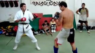 Hao123-MMA vs karate